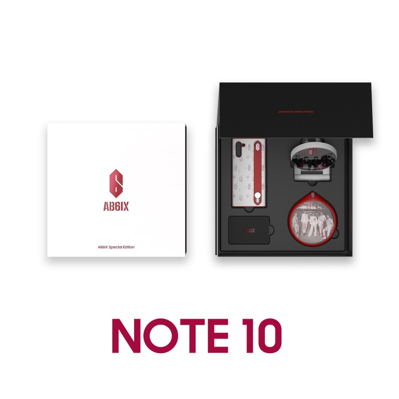 AB6IX Special Edition (Note10)